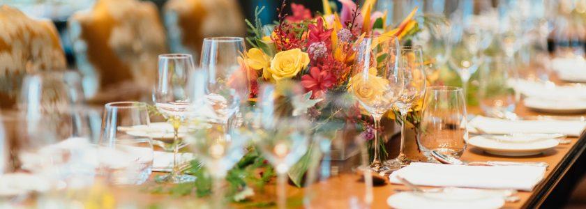 Sala weselna – pierwsze wrażenie